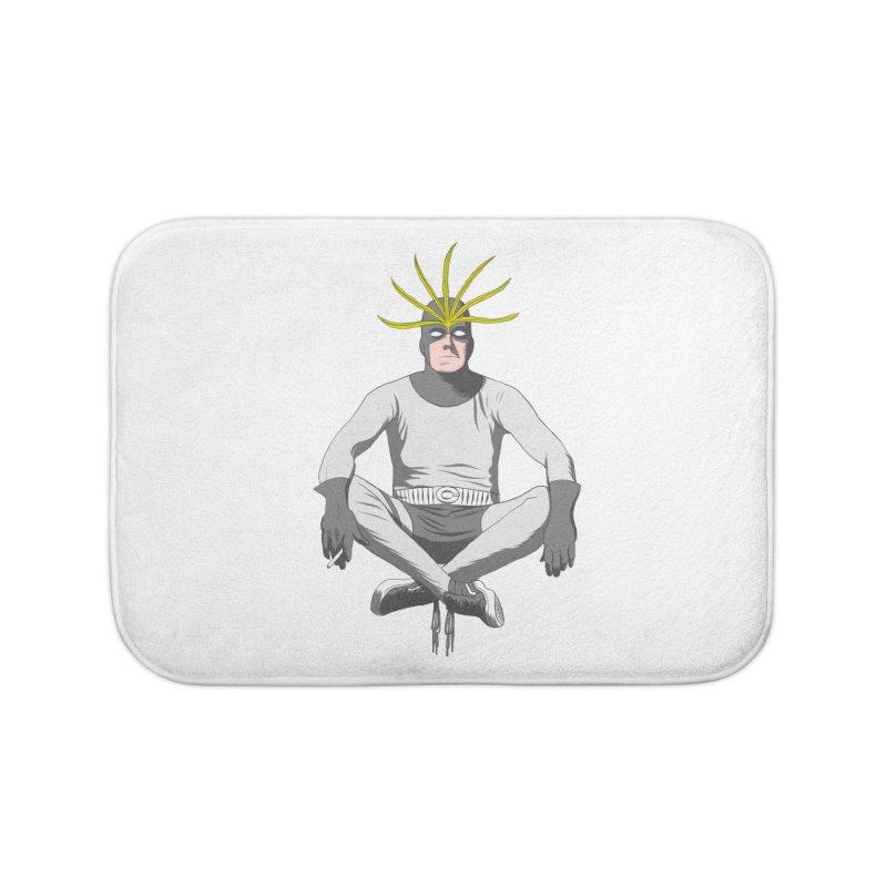 Mister Chron Home Bath Mat by Alex Austin Design Shop