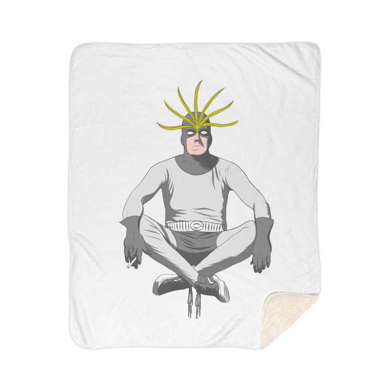Mister Chron Home Blanket by Alex Austin Design Shop