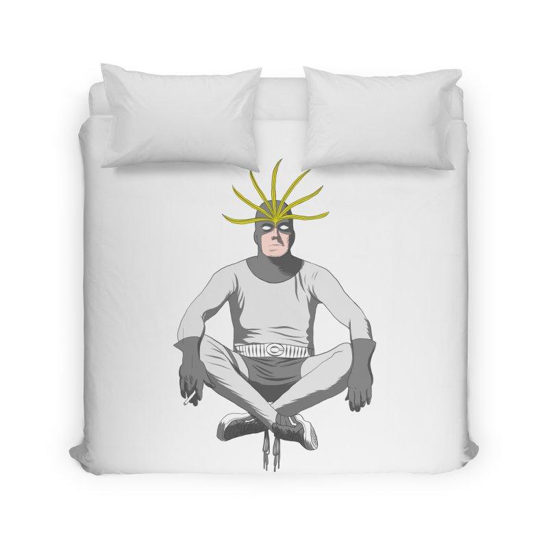 Mister Chron Home Duvet by Alex Austin Design Shop