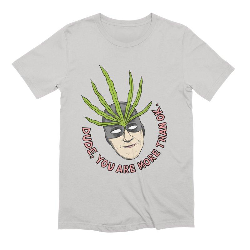 Mister Chron – Catch Phrase Men's T-Shirt by Alex Austin Design Shop