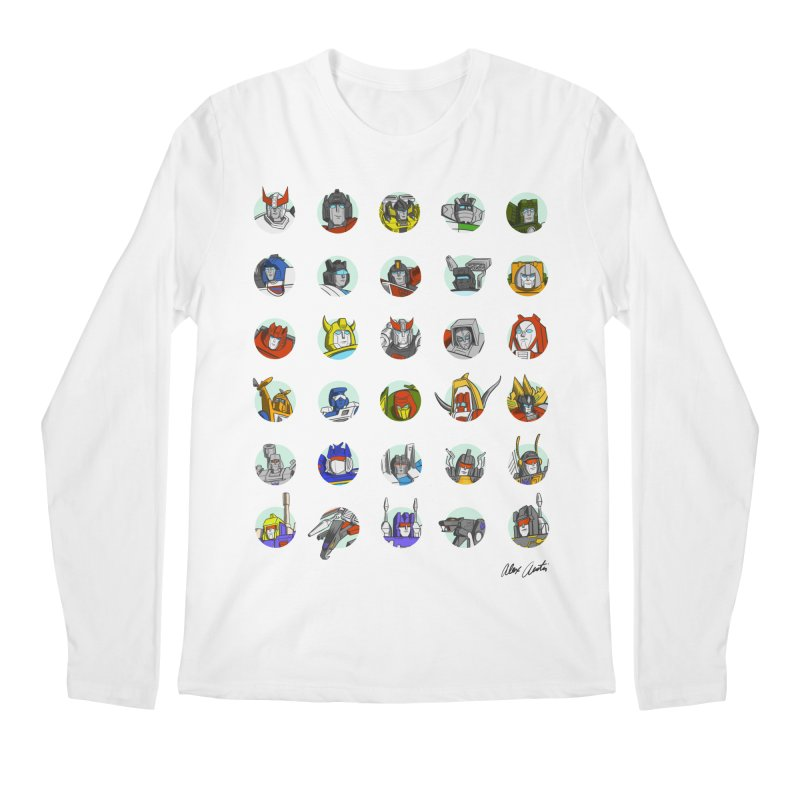 To All The Toys I Loved Before Men's Longsleeve T-Shirt by Alex Austin Design Shop