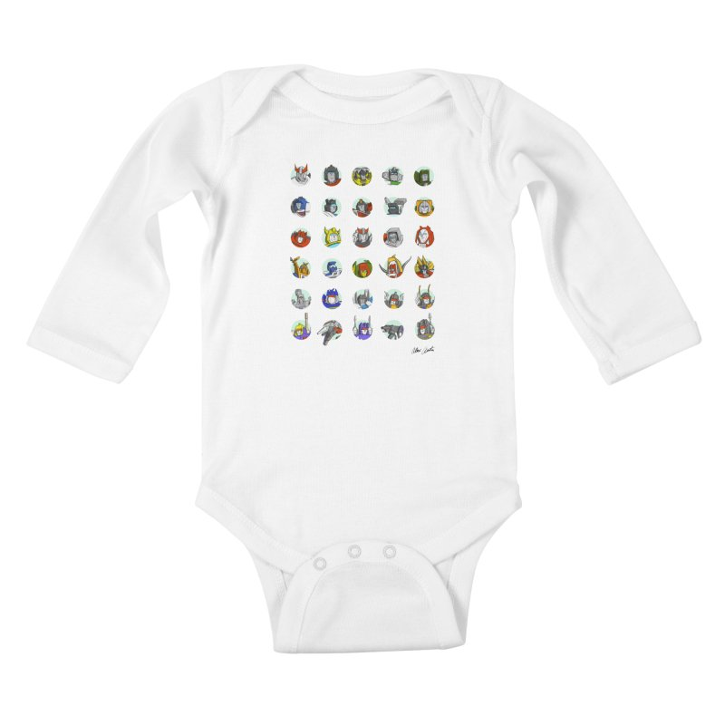 To All The Toys I Loved Before Kids Baby Longsleeve Bodysuit by Alex Austin Design Shop