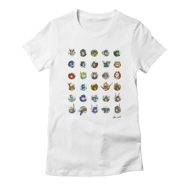 To All The Toys I Loved Before Women's T-Shirt by Alex Austin Design Shop