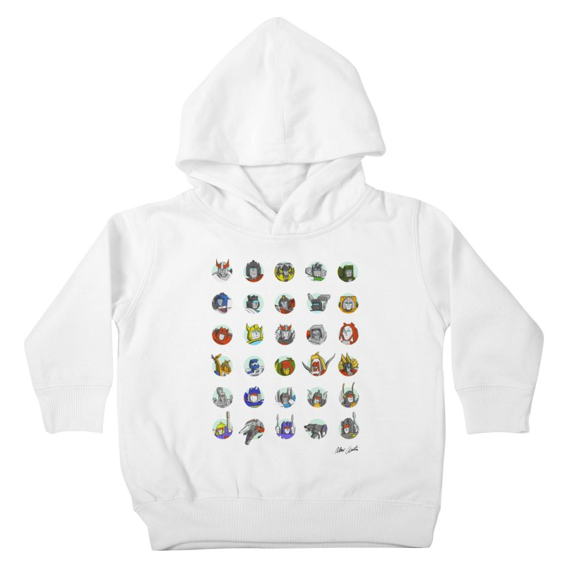 To All The Toys I Loved Before Kids Toddler Pullover Hoody by Alex Austin Design Shop