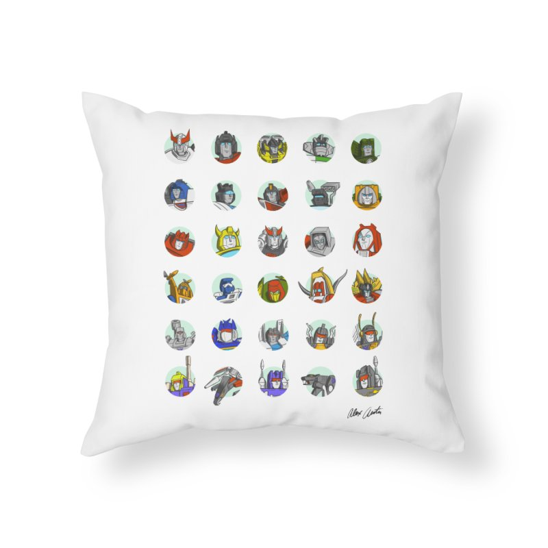 To All The Toys I Loved Before Home Throw Pillow by Alex Austin Design Shop