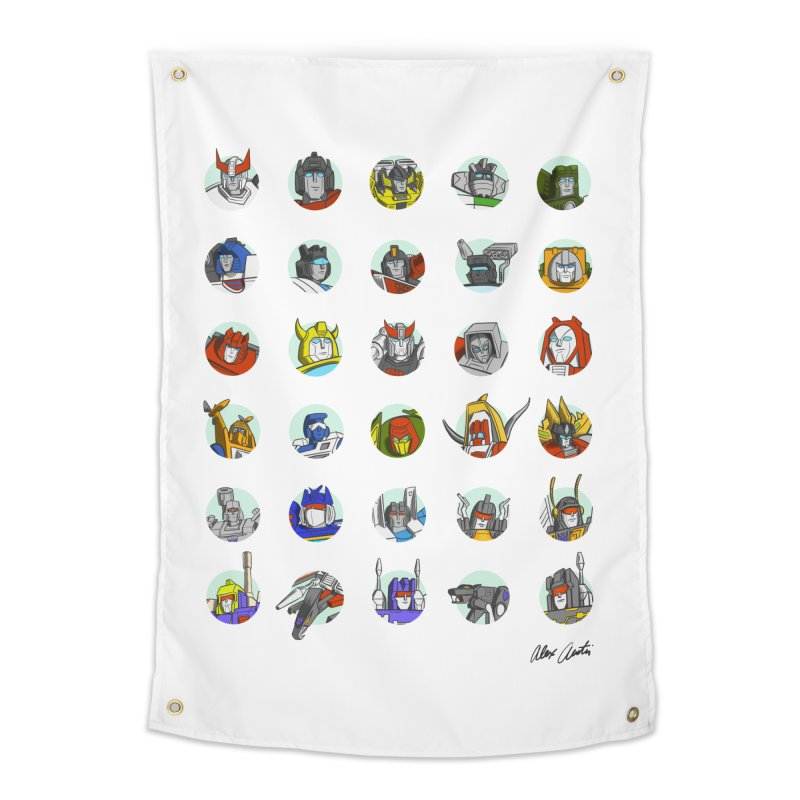 To All The Toys I Loved Before Home Tapestry by Alex Austin Design Shop