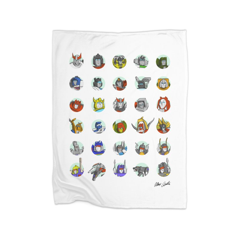 To All The Toys I Loved Before Home Blanket by Alex Austin Design Shop