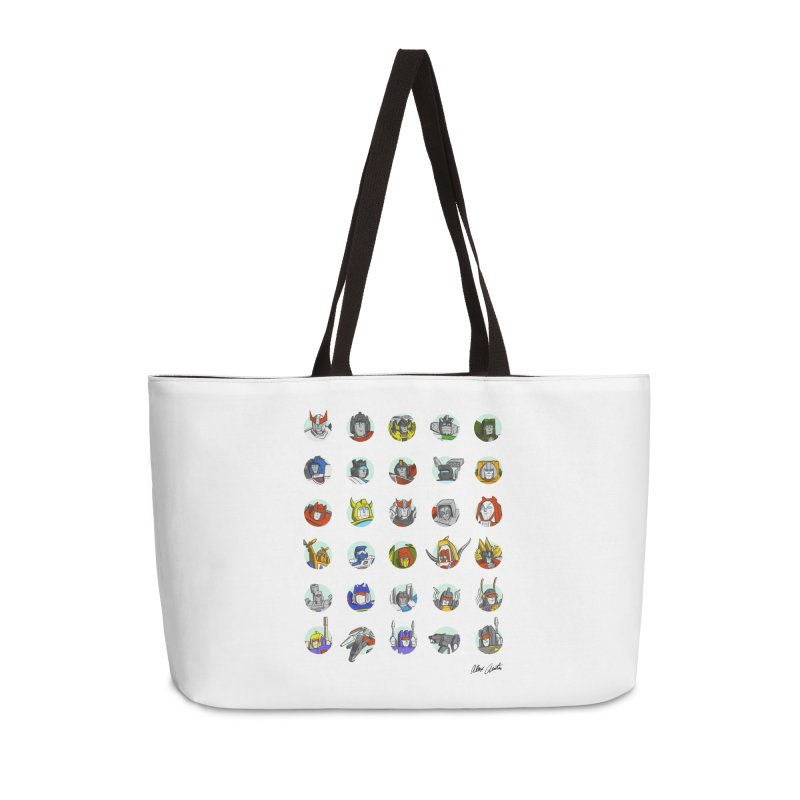 To All The Toys I Loved Before Accessories Bag by Alex Austin Design Shop