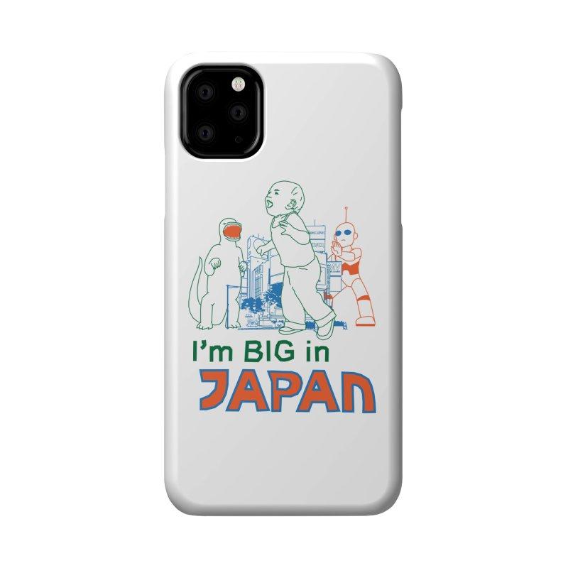 big in japan Accessories Phone Case by alexaustindesign's Artist Shop