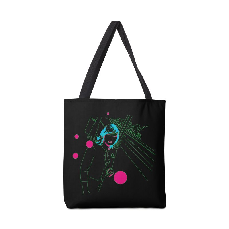 hollywood stroll Accessories Tote Bag Bag by alexaustindesign's Artist Shop