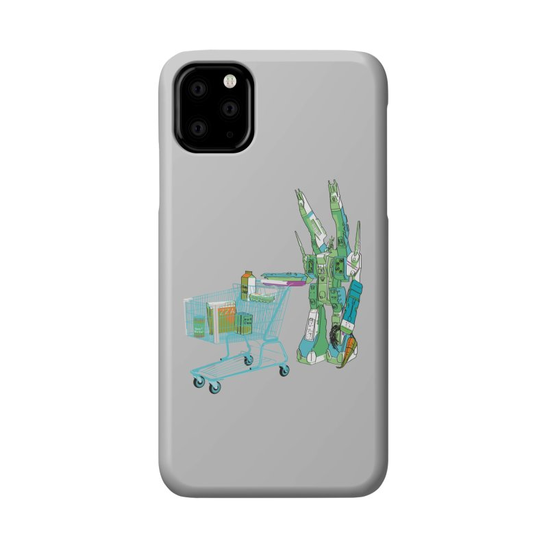 super dimensional fortresses are people too Accessories Phone Case by alexaustindesign's Artist Shop