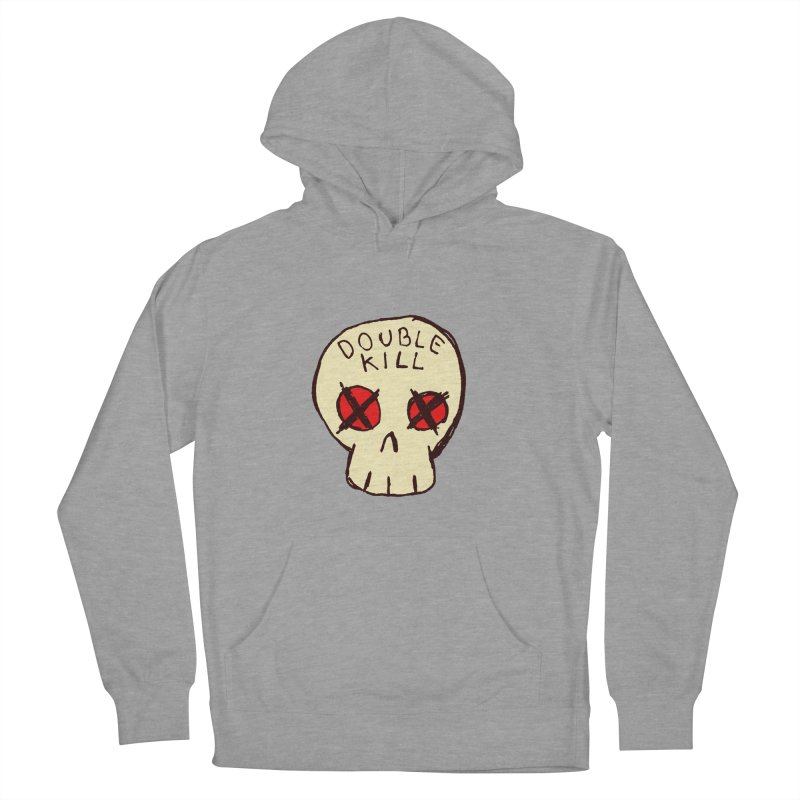 Double Kill Women's Pullover Hoody by alexcortez's Artist Shop