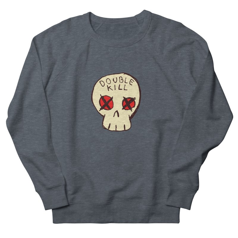 Double Kill Women's Sweatshirt by alexcortez's Artist Shop