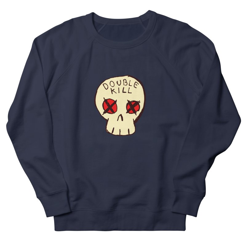 Double Kill Women's Sweatshirt by alexcortez's Artist Shop