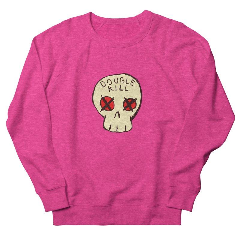 Double Kill Men's Sweatshirt by alexcortez's Artist Shop