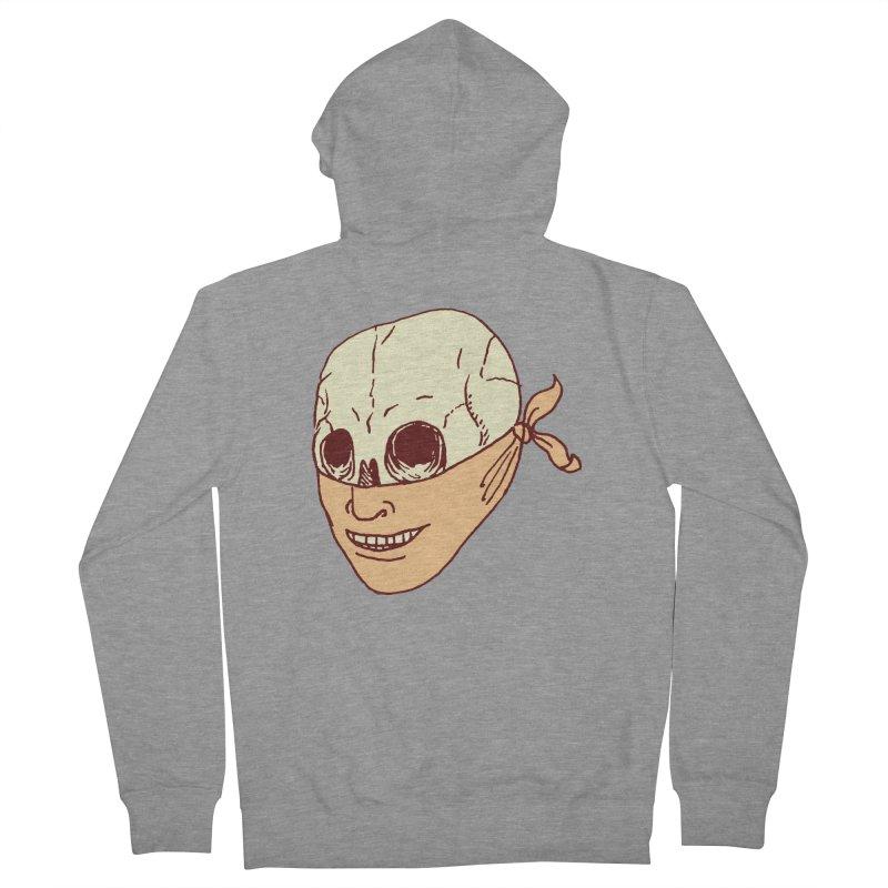 Disguise Men's Zip-Up Hoody by alexcortez's Artist Shop