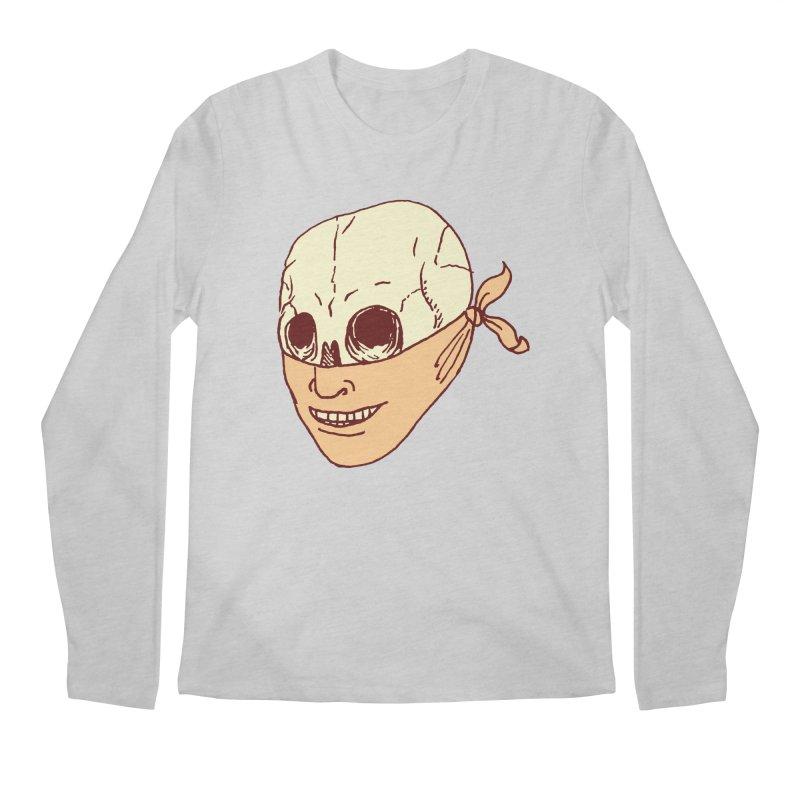 Disguise Men's Longsleeve T-Shirt by alexcortez's Artist Shop