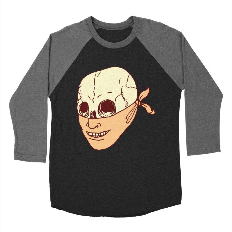 Disguise Women's Baseball Triblend T-Shirt by alexcortez's Artist Shop