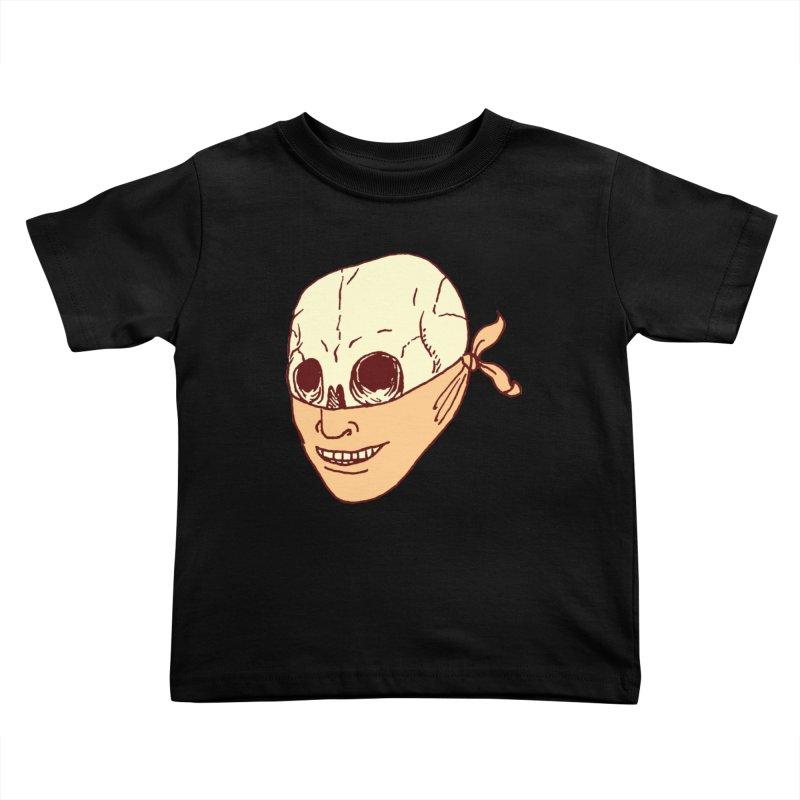 Disguise Kids Toddler T-Shirt by alexcortez's Artist Shop