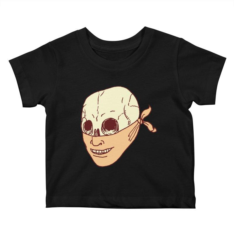 Disguise Kids Baby T-Shirt by alexcortez's Artist Shop