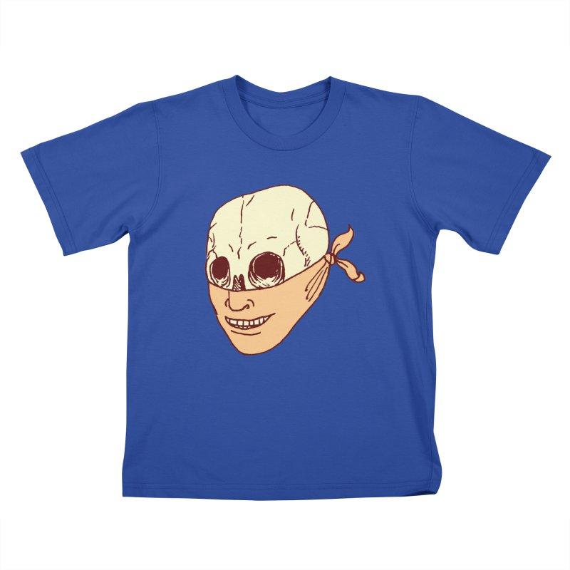 Disguise Kids T-Shirt by alexcortez's Artist Shop