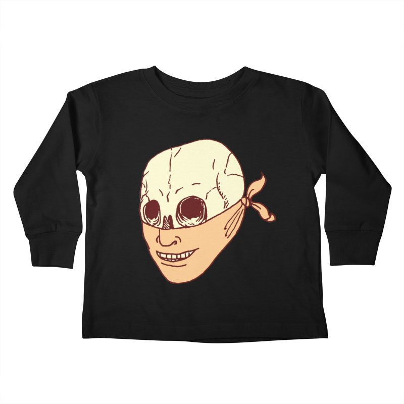 Disguise Kids Toddler Longsleeve T-Shirt by alexcortez's Artist Shop