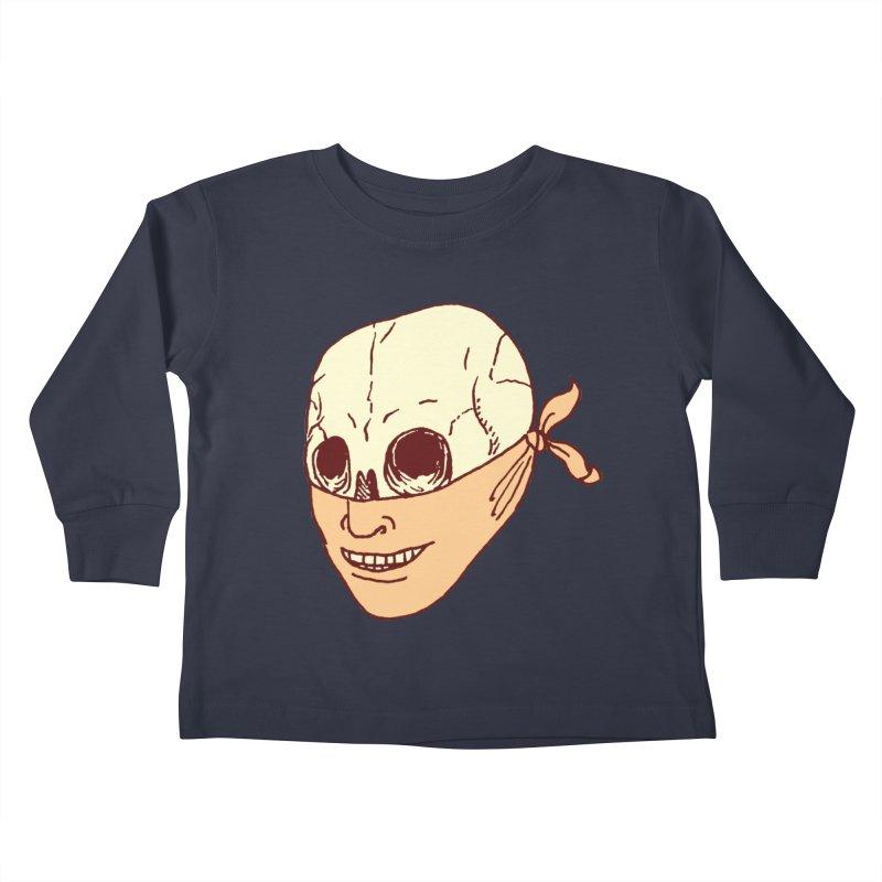 Disguise Kids Toddler Longsleeve T-Shirt by alexcortez's Artist Shop