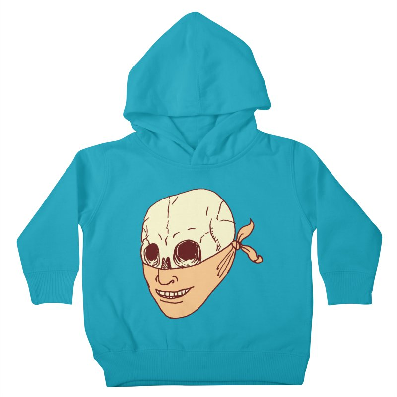 Disguise Kids Toddler Pullover Hoody by alexcortez's Artist Shop