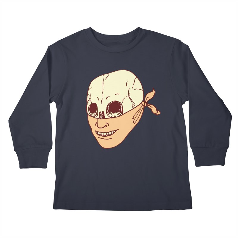 Disguise Kids Longsleeve T-Shirt by alexcortez's Artist Shop