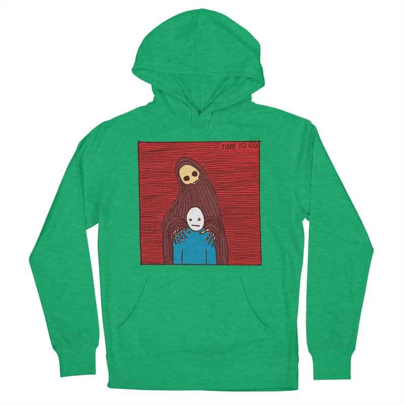 Time to go Women's Pullover Hoody by alexcortez's Artist Shop