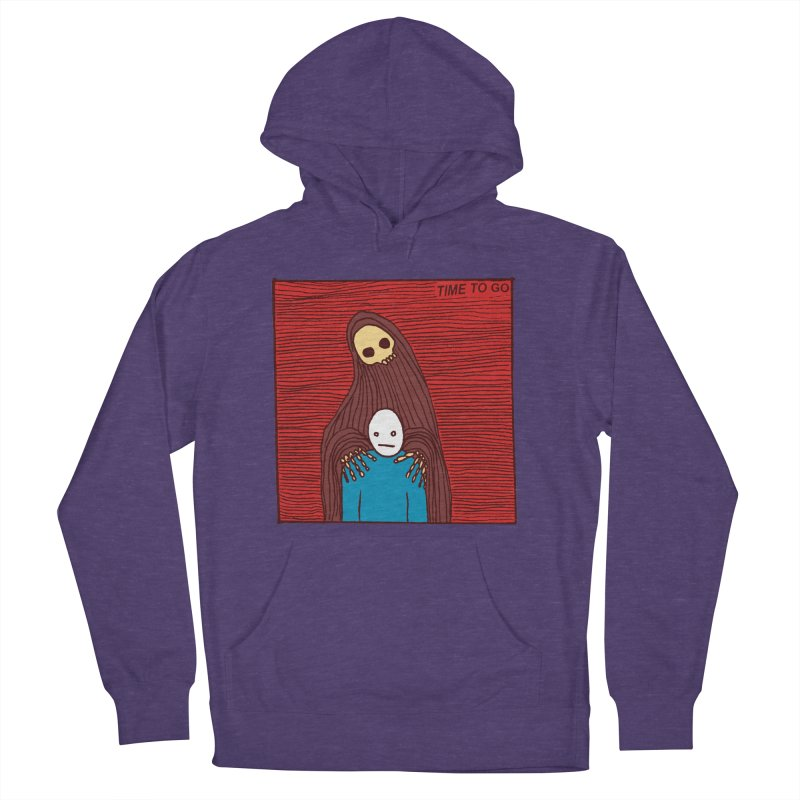 Time to go Men's Pullover Hoody by alexcortez's Artist Shop