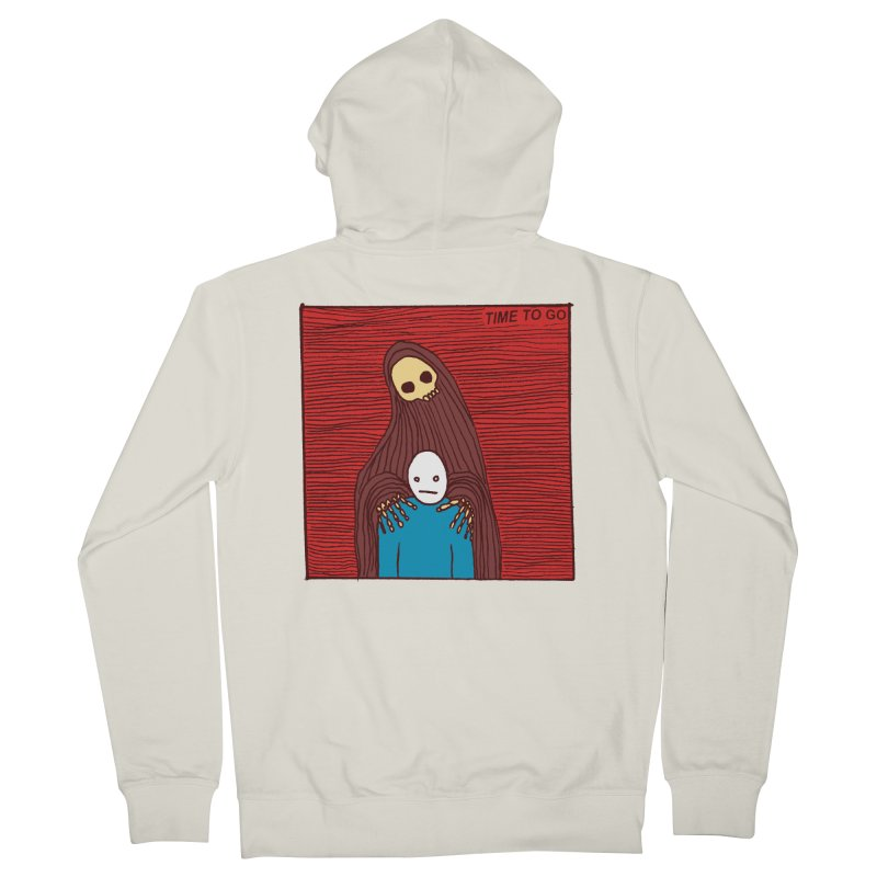 Time to go Women's Zip-Up Hoody by alexcortez's Artist Shop