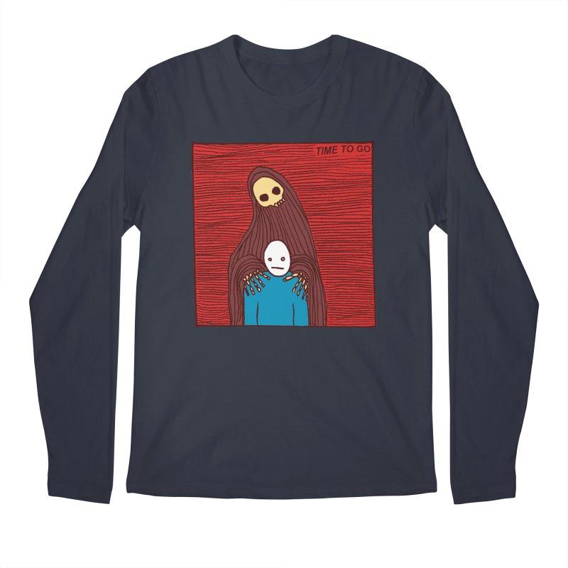 Time to go Men's Longsleeve T-Shirt by alexcortez's Artist Shop