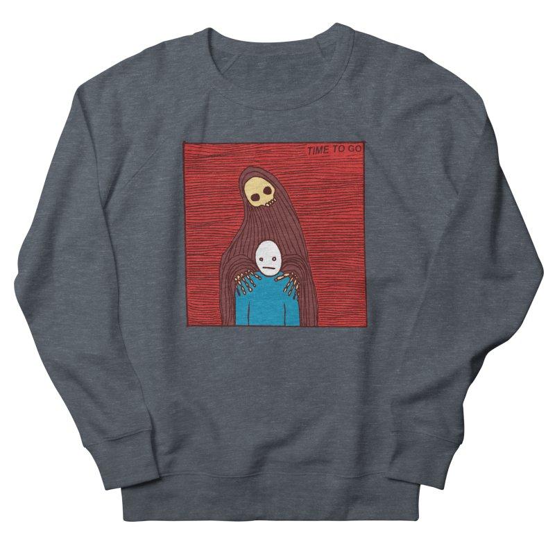 Time to go Men's Sweatshirt by alexcortez's Artist Shop