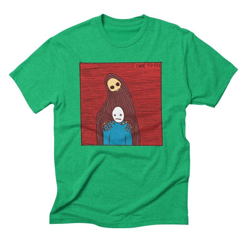 Time to go Men's Triblend T-Shirt by alexcortez's Artist Shop