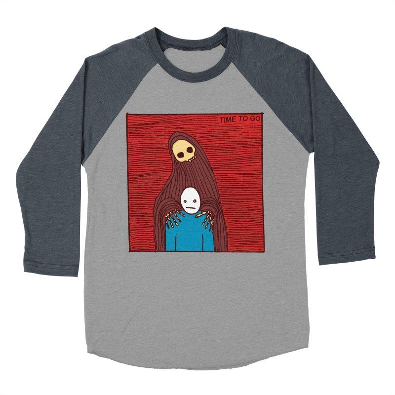 Time to go Men's Baseball Triblend T-Shirt by alexcortez's Artist Shop