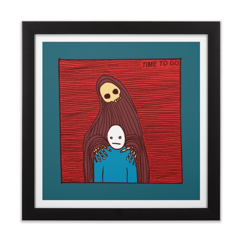 Time to go Home Framed Fine Art Print by alexcortez's Artist Shop