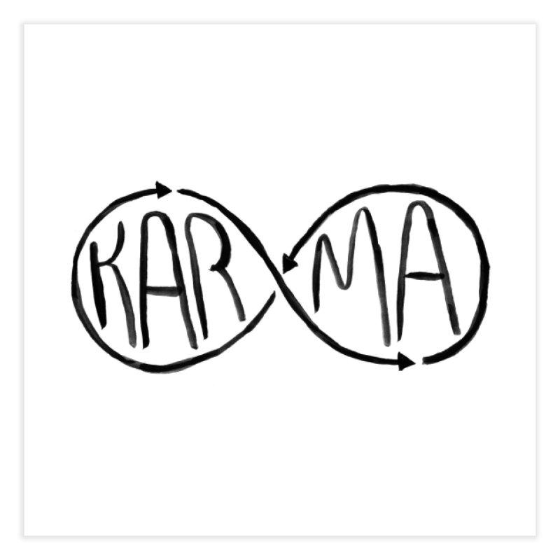 Karma Home Fine Art Print by alexcortez's Artist Shop