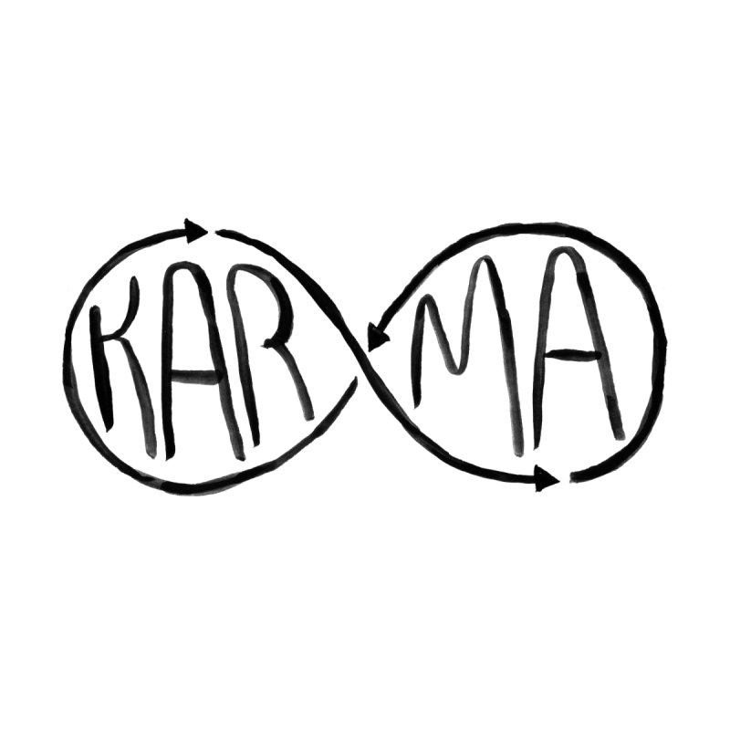 Karma Kids T-Shirt by alexcortez's Artist Shop