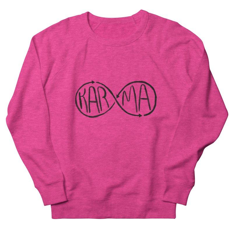 Karma Men's Sweatshirt by alexcortez's Artist Shop