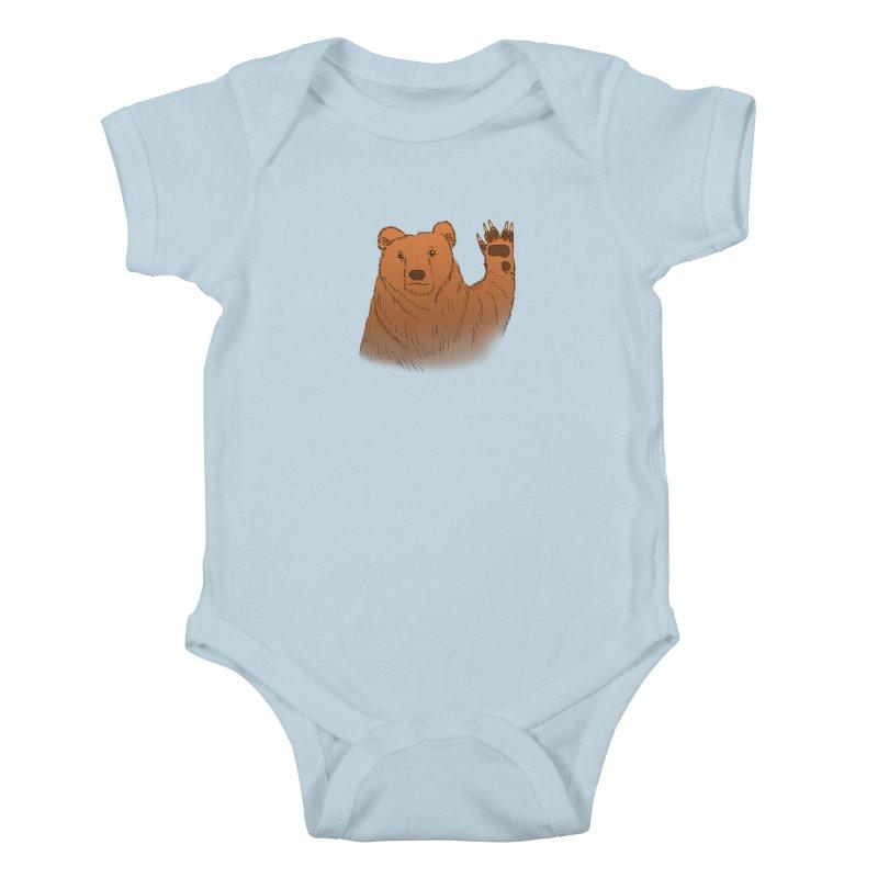 Star trek fan Kids Baby Bodysuit by alexcortez's Artist Shop