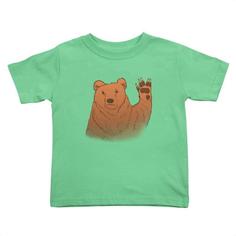 Star trek fan Kids Toddler T-Shirt by alexcortez's Artist Shop