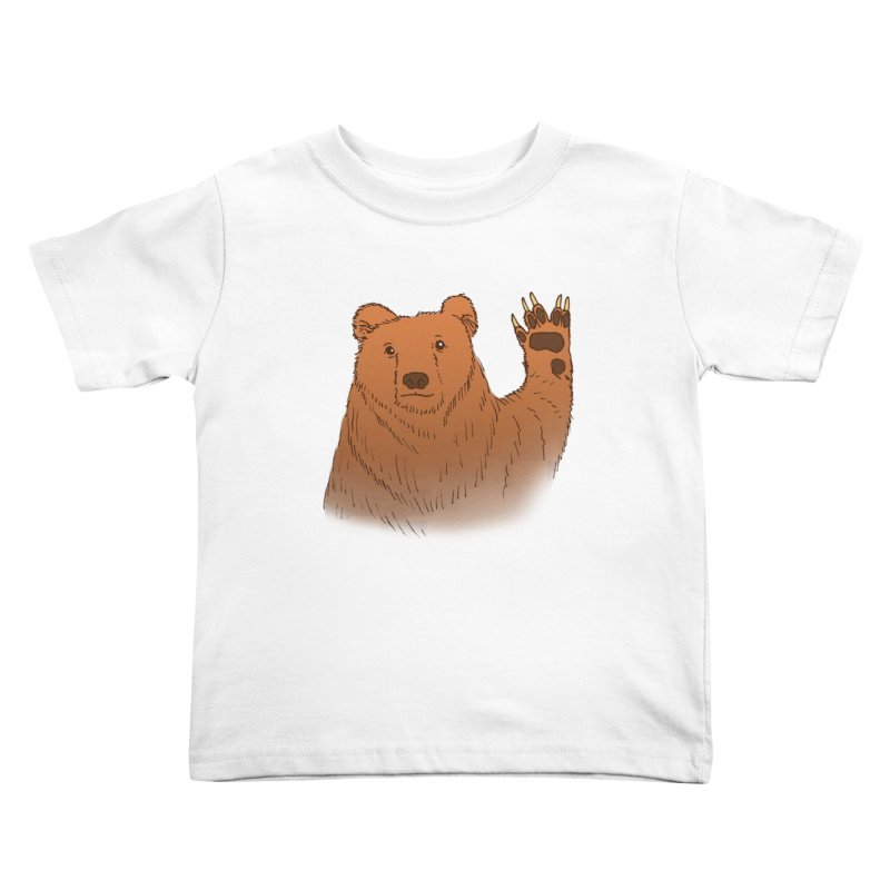 Star trek fan Kids Toddler T-Shirt by alexcortez's Artist Shop