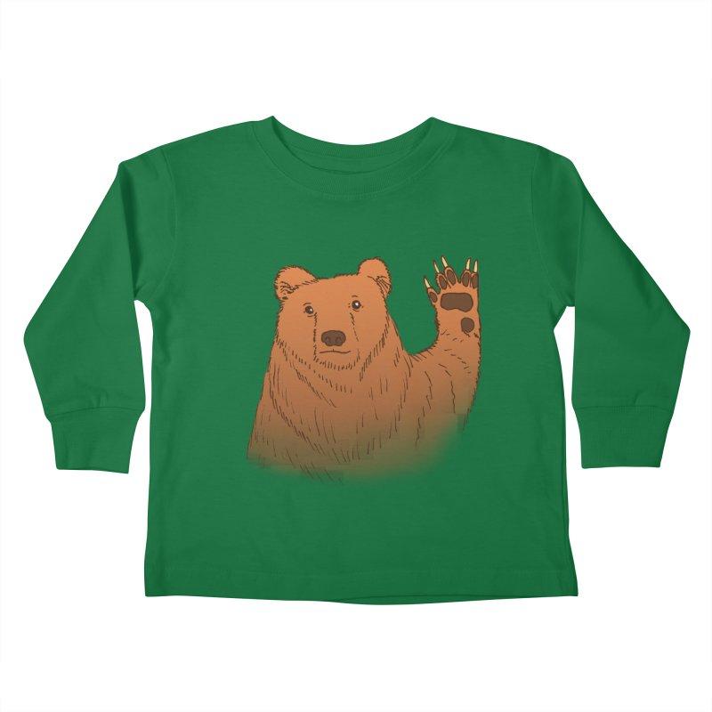 Star trek fan Kids Toddler Longsleeve T-Shirt by alexcortez's Artist Shop