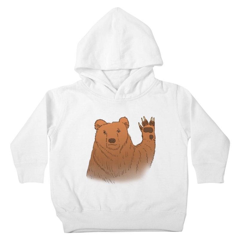 Star trek fan Kids Toddler Pullover Hoody by alexcortez's Artist Shop