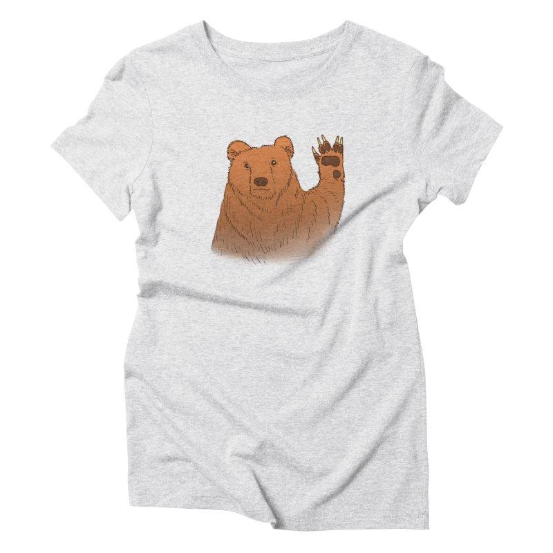 Star trek fan Women's Triblend T-Shirt by alexcortez's Artist Shop