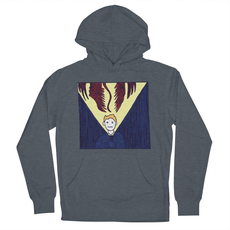 In the dark Women's Pullover Hoody by alexcortez's Artist Shop