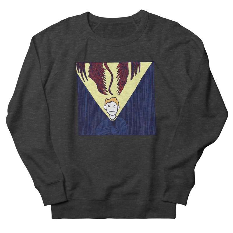 In the dark Women's Sweatshirt by alexcortez's Artist Shop