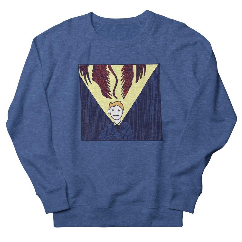 In the dark Men's Sweatshirt by alexcortez's Artist Shop
