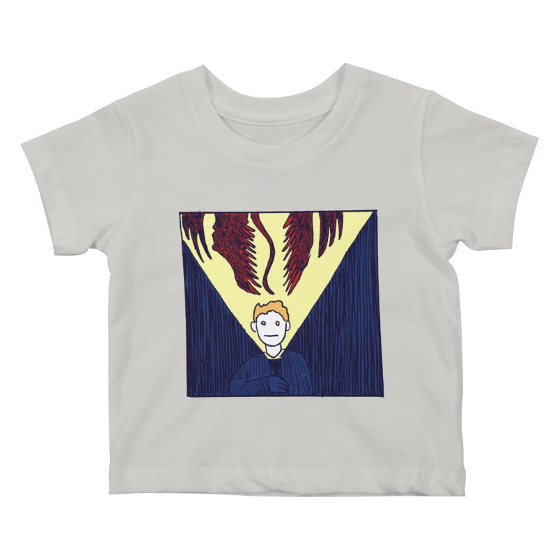 In the dark Kids Baby T-Shirt by alexcortez's Artist Shop
